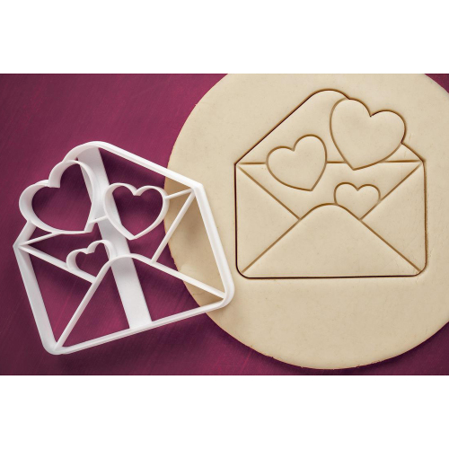 Love Letter Cookie Cutter