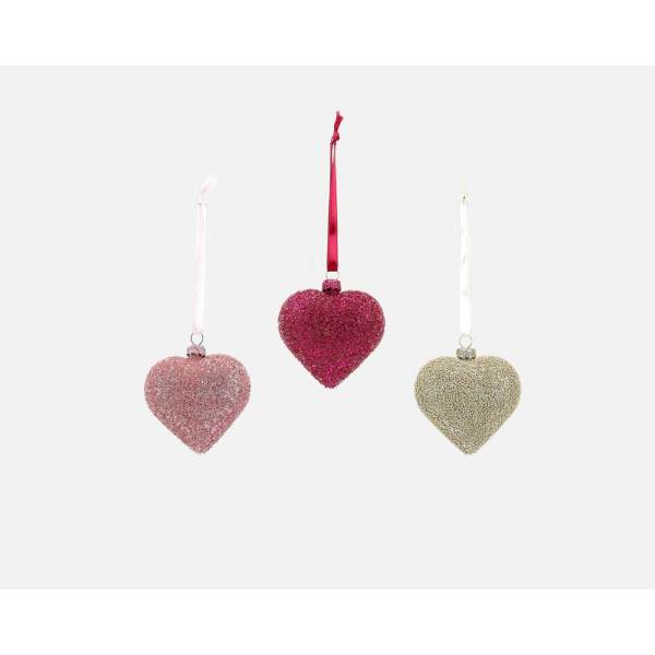 SALE!  Glitter Hearts Set
