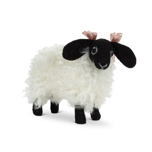 Curly Sheep Decoration