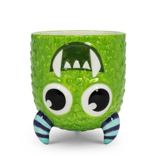 SOS!  Upside Down Monster Mug