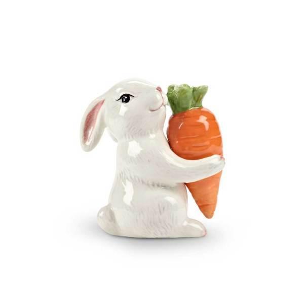 Bunny With Carrot Salt & Pepper