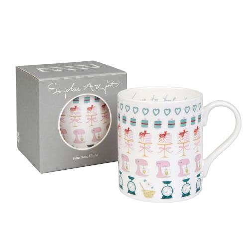 Love to Bake Mug