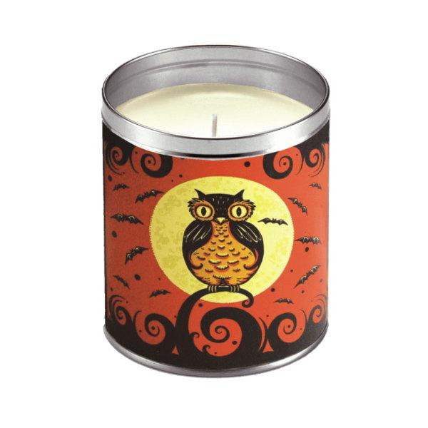 LTD QTY! Johanna Parker Owl Candle
