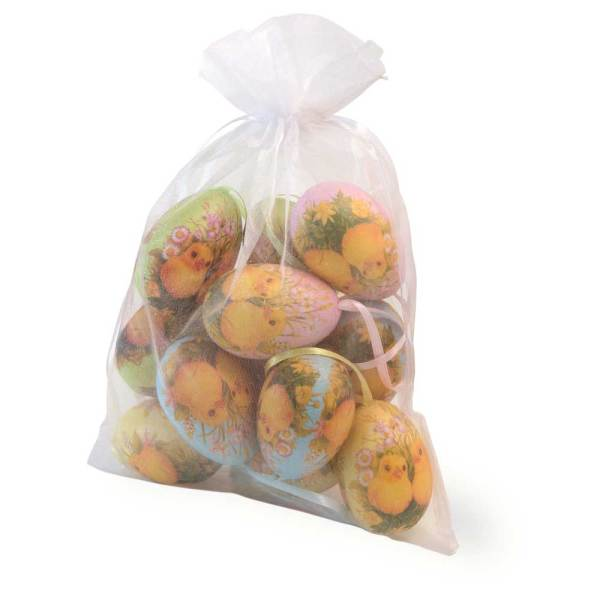 LTD QTY! Chicks Bagged Eggs - Set of 12