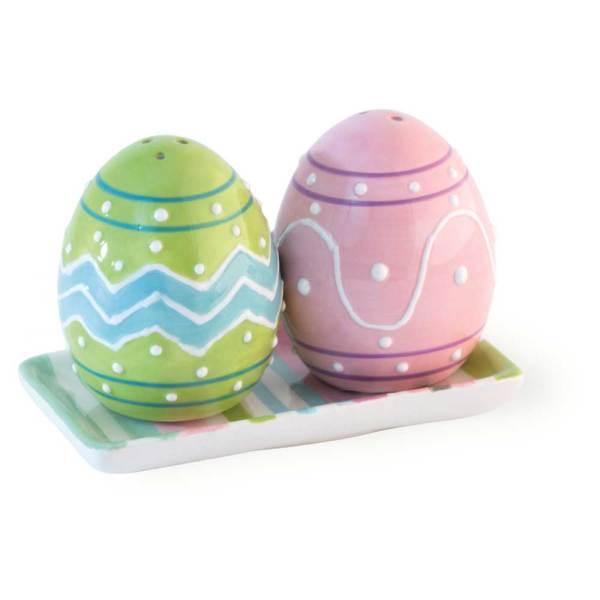Hoppy Easter Eggs Salt & Pepper