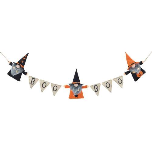 Witchy Gnomes Light Up Garland
