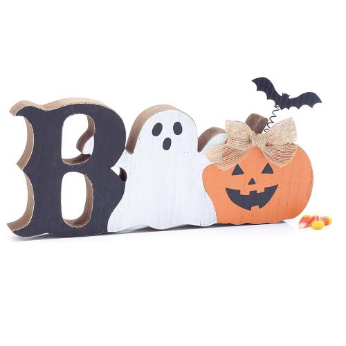 LTD QTY! BOO! Halloween Greeting
