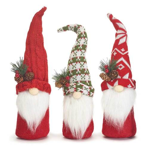 Christmas Gnome Shelf Sitters
