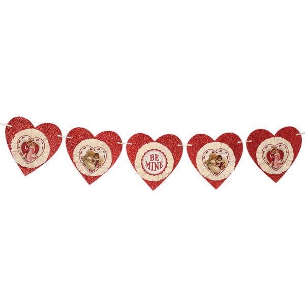 Valentine Sweethearts Garland
