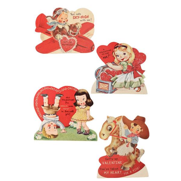 SOS! Children's Valentine Dummy Boards