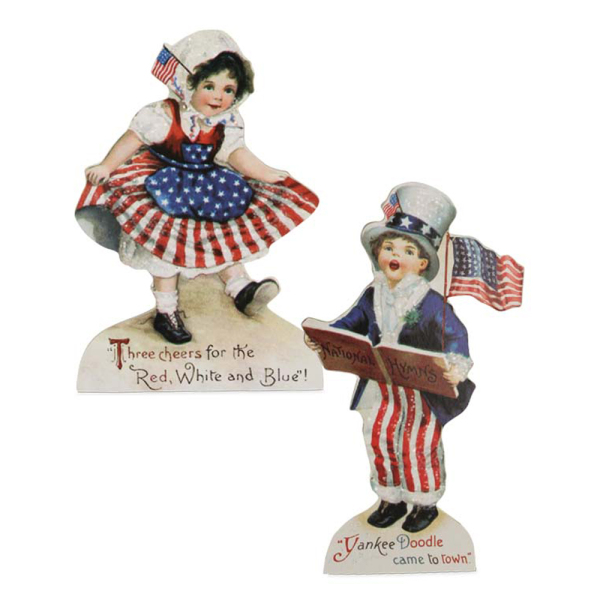 Americana Children Dummy Board Set