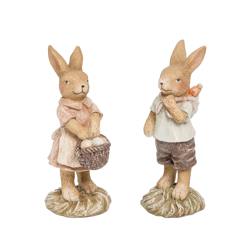 Farm Rabbit Figures