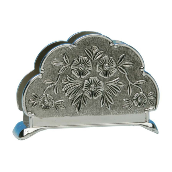 Flower Design Napkin Holder