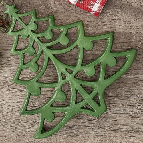 Holiday Tree Trivet