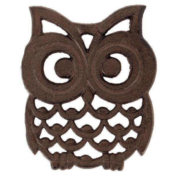 SALE! Cozy Owl Trivet