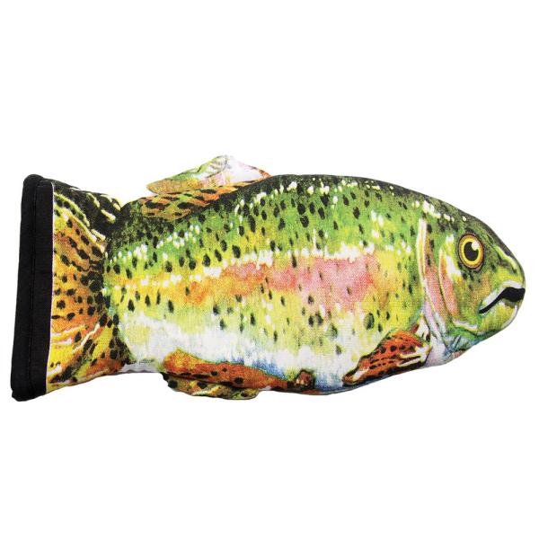 Fish Oven Mitt
