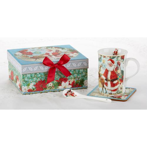Santa Mug Gift Set