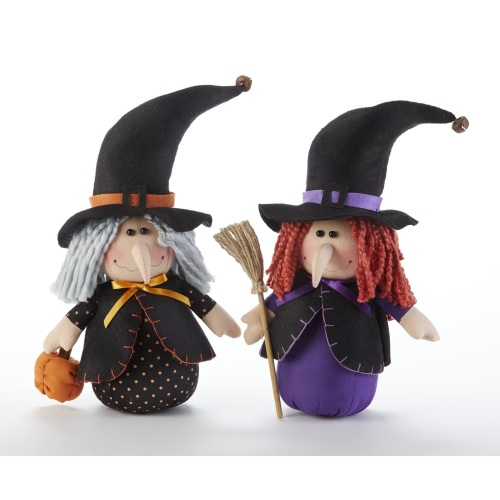 SALE!  Cute Witch Pair
