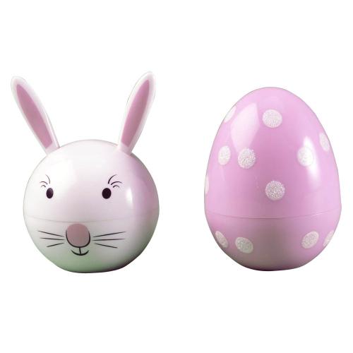 Bunny & Egg Lip Balms
