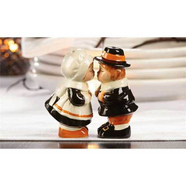 SOS! Pilgrim Salt & Pepper Shakers