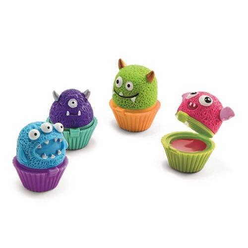Monster Mini Cupcake Lip Gloss