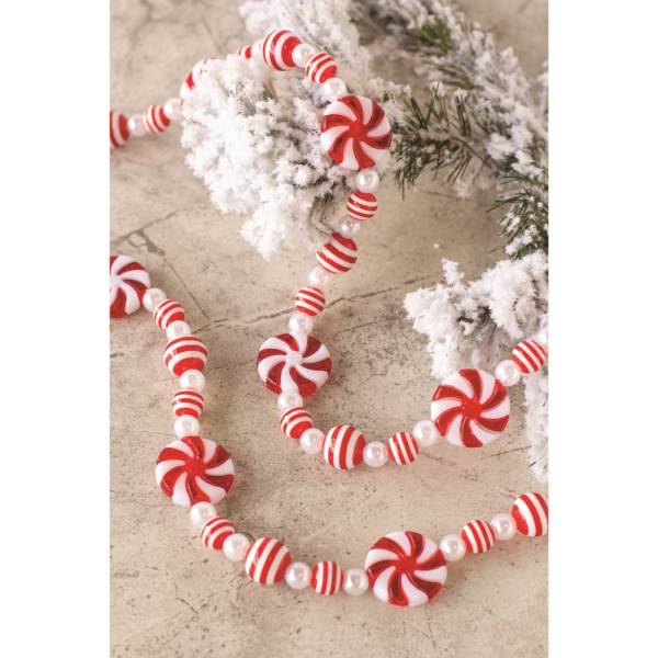 SALE!  Glittered Candy Garland