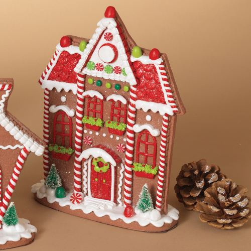 Town Gingerbread House