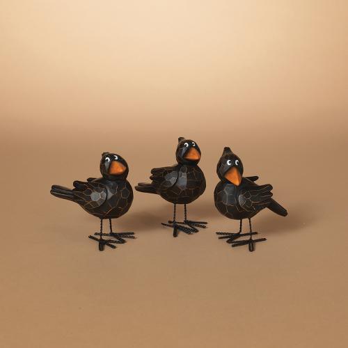 SOS! Crow Trio