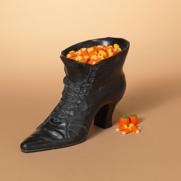Witch Shoe Candy Holder