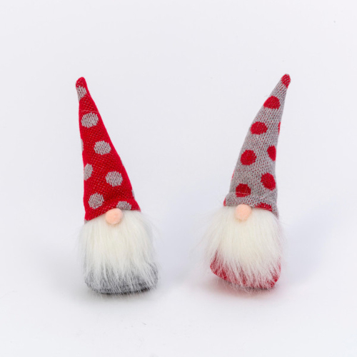 Holiday Plush Gnomes
