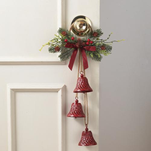 Red Bell Door Hanger