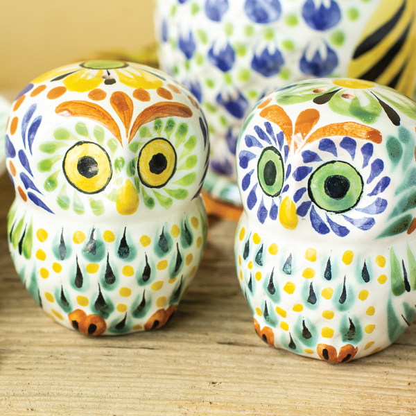 SALE! Owl Salt & Pepper Set