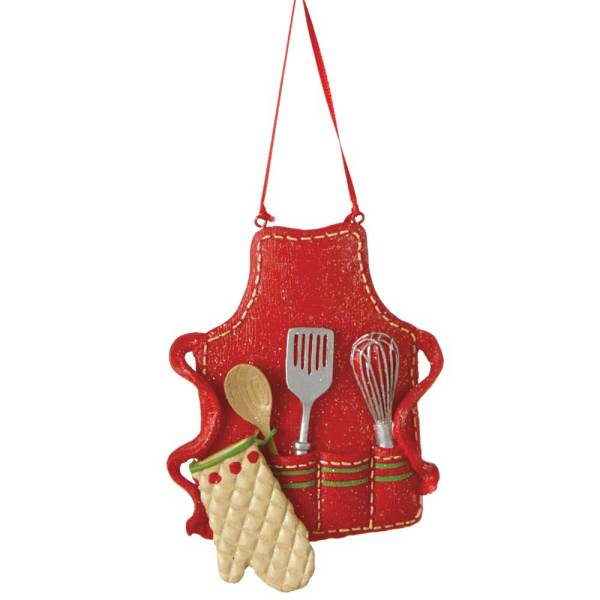 Baker's Apron Ornament