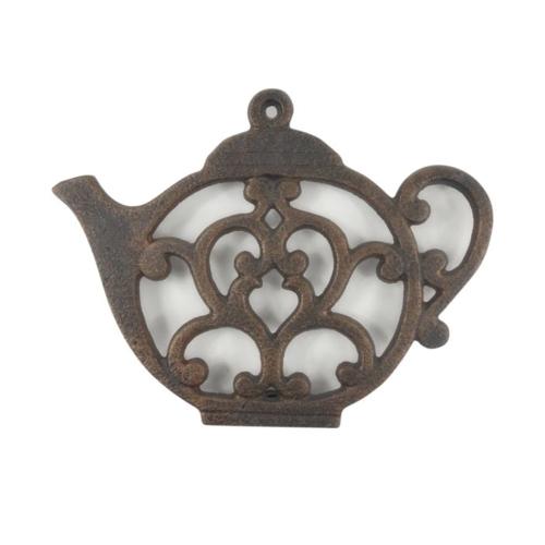 Rustic Copper Teapot Trivet