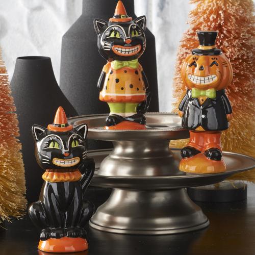 Vintage Halloween Figures