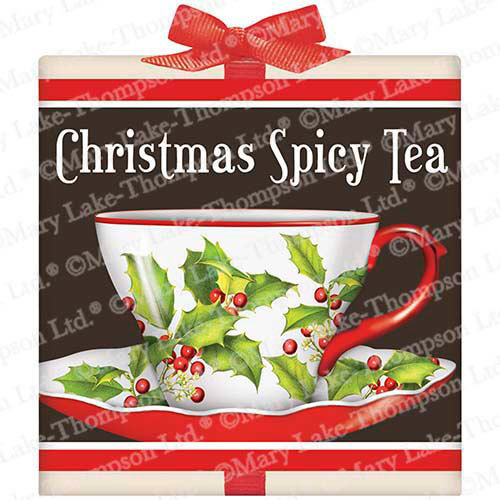 Christmas Spicy Tea