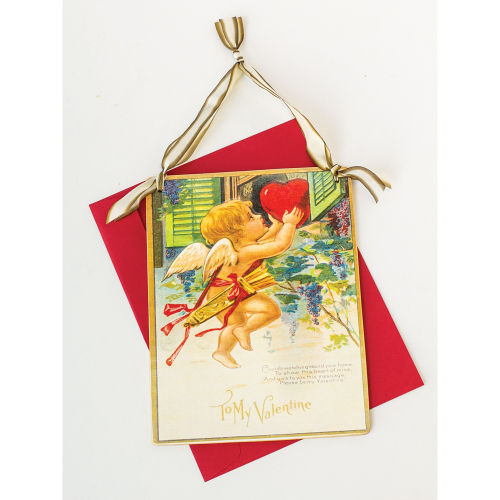 SALE!  Cupid Mailable Valentine