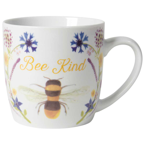 Bee Kind Porcelain Mug