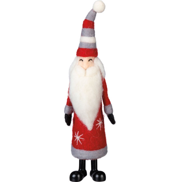 Scandi Felt Santa