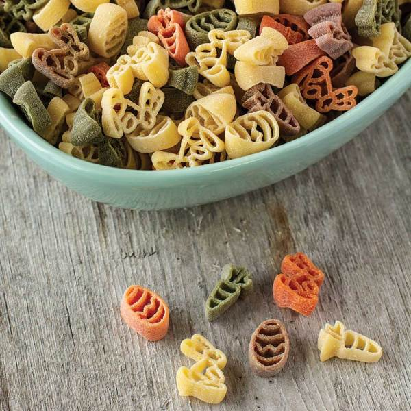 LTD QTY!  Easter Shapes Pasta