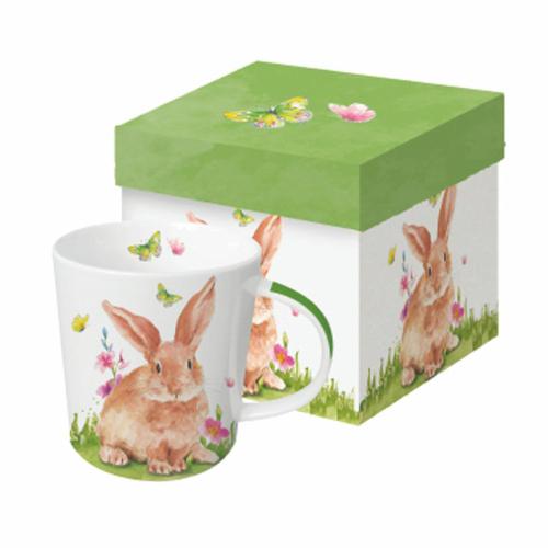 Mr. Rabbit China Mug
