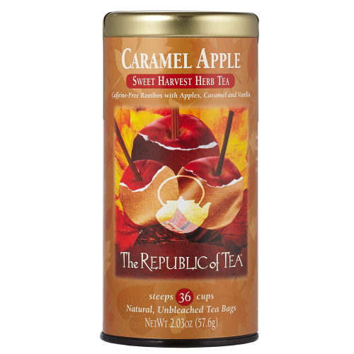 SOS!  Caramel Apple Herb Tea