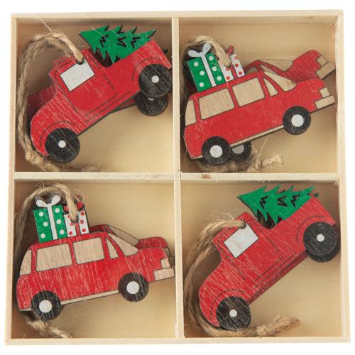 Christmas Car Ornaments