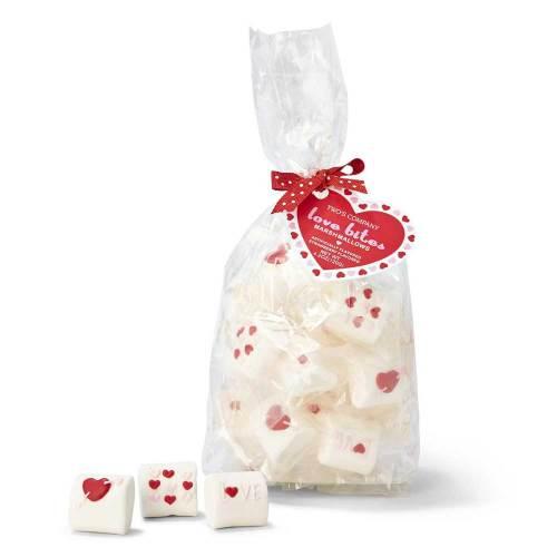 Love Bites Strawberry Marshmallows
