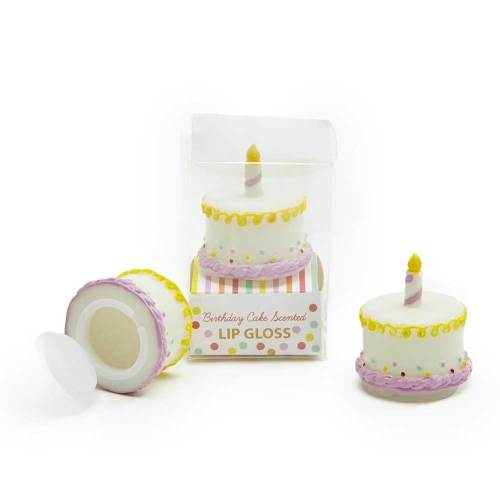 LTD QTY!  Birthday Cake Lip Gloss