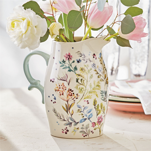 LTD QTY!  Meadow Pitcher