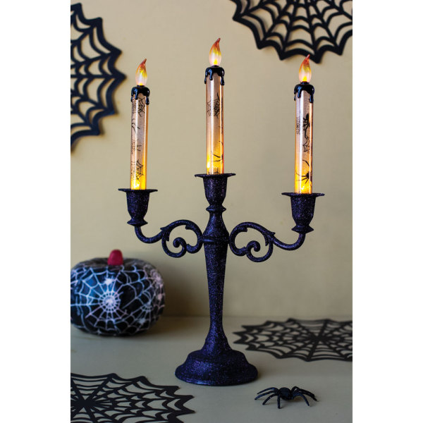 Light Up Candelabra
