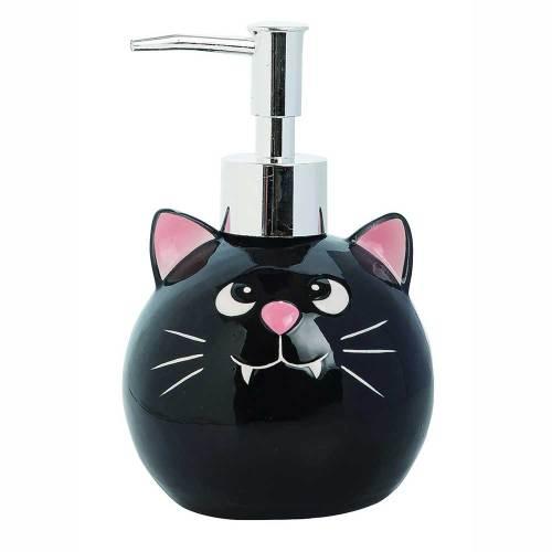 Vampire Cat Soap Dispenser