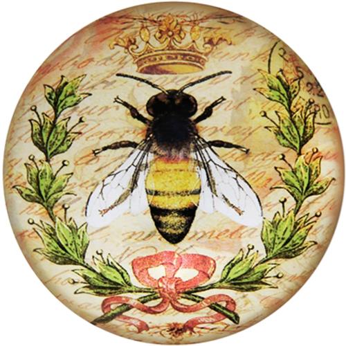 Queen Bee Paperweight