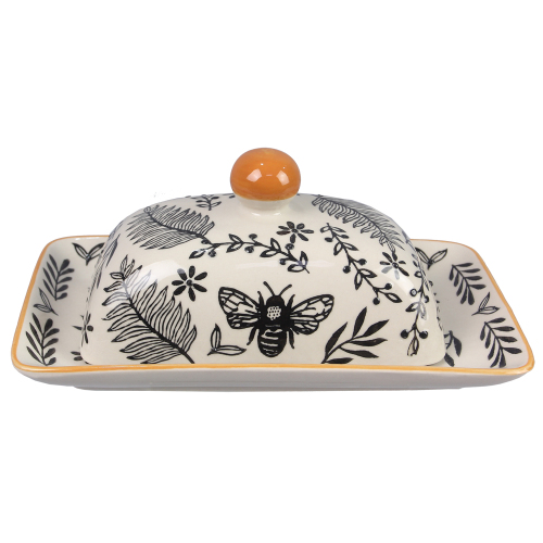 Botanical Butter Dish